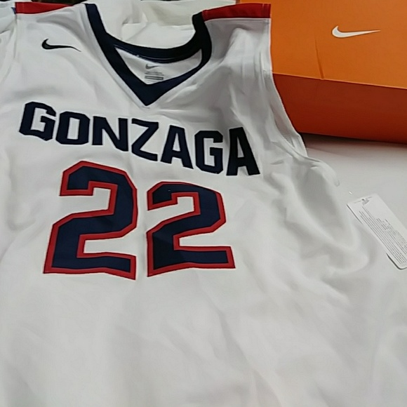 Nike Other Gonzaga Basketball Jersey Poshmark